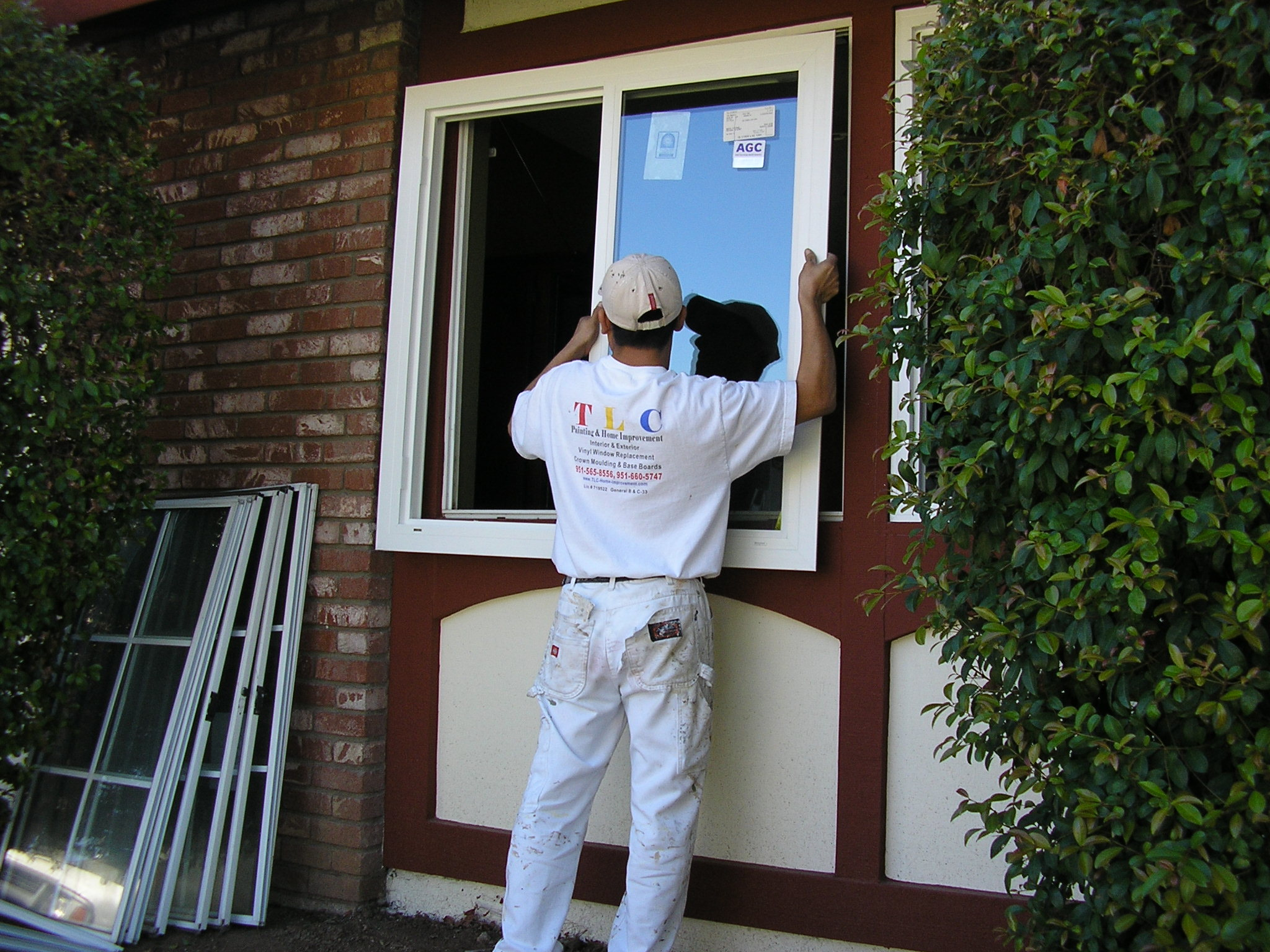 Vinyl windows install vinyl windows for New vinyl windows